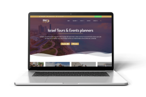 בניית אתרים לחברת תיירות