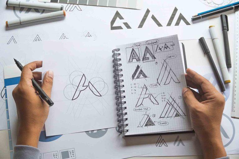 עיצוב לוגו בהתאמה אישית